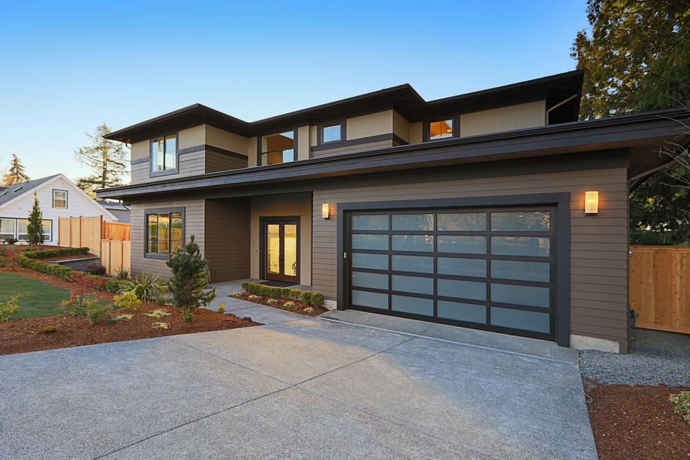 Assortir sa porte d'entrée et sa porte de garage